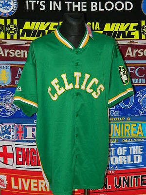 new w/tags Celtics adults XXXL Hardwood Classics NBA basketball shirt jersey