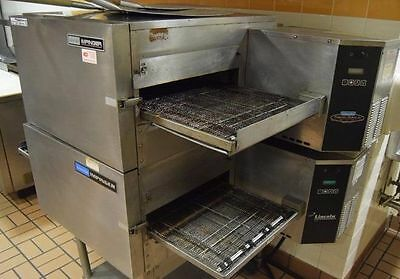 Lincoln Impinger 1130 & 1132 Conveyor Pizza Oven Electric with Stand