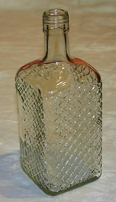 Vintage Empty Cornhill Gin Bottle
