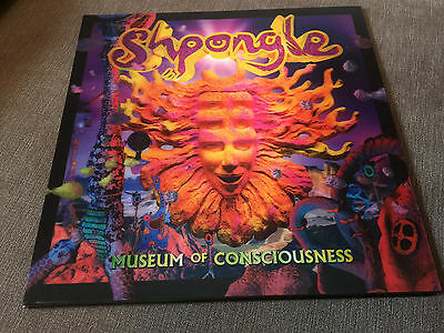 """Shpongle – Museum Of Consciousness 2x12"""" Twisted Records – TWSLP45 GOA TRANCE"""