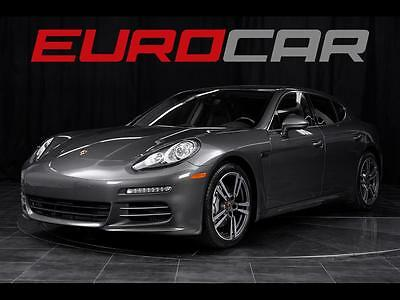 2014 Porsche Panamera  2014 Porsche Panamera 4S, HIGHLY OPTIONED, IMMACULATE, FACTORY WARRANTY