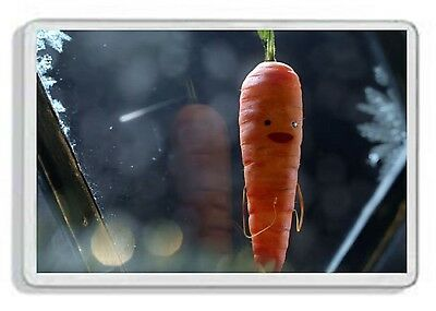 Kevin The Carrot Aldi 2016 Christmas Advert Fridge Magnet #1