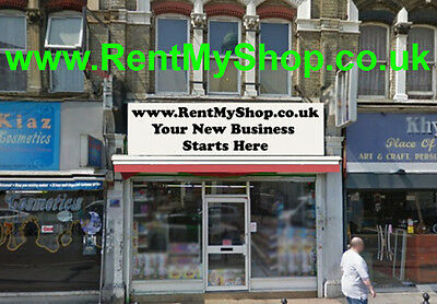 Great Business Opportunity Central in North West London  Rent My Shop New Lease