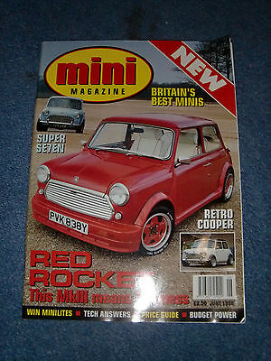 Mini Magazine UK No1 first issue mint condition