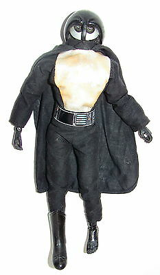 """1977 Star Team Knight Of Darkness 12"""" Action Figure---Ideal Toys"""