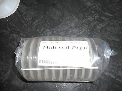 Nutrient Agar  Petri Dishes  Ready Made ( pack of ten)