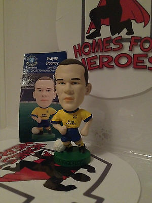 CORINTHIAN PROSTAR EVERTON WAYNE ROONEY PRO887 SERIES22 Sealed WITH CARD