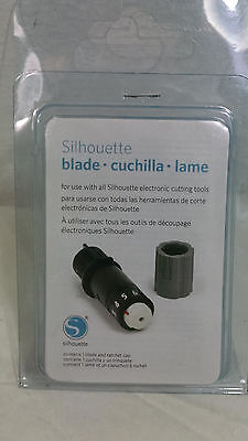 Silhoutte Blade Electronic Cutting 160425 Lot Of 3