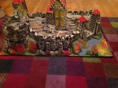 Elastolin Plastic Castle Fort For Knights Soldiers, warhammer?