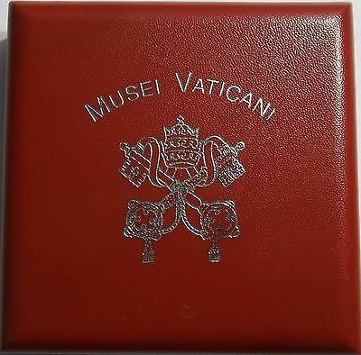 Musei Vaticani Sterling Silver Art Medal Vatican Museums New Mint in Box 1992