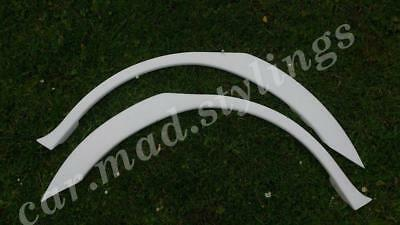 Rear Wheel Arches/Extensions to fit Impreza Classic (arch/bodykit/kit)