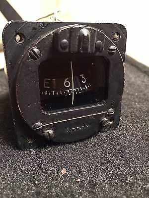 """Airpath Aircraft Lighted Magnetic 2"""" Compass, Used"""
