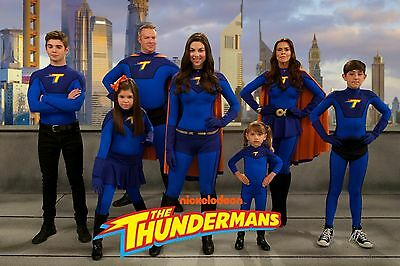 THE THUNDERMANS POSTER - 2 Sizes Available [02] Nickelodeon Teen Kids