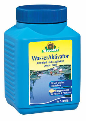 Neudorff wasseraktivator 500 g Pond pH Value