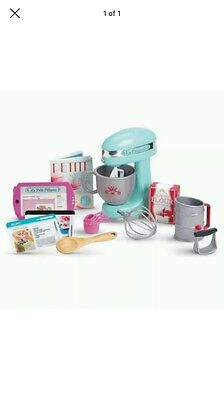 American Girl Grace GoTY 2015, Baking Set NRFB Ex Condition RETIRED