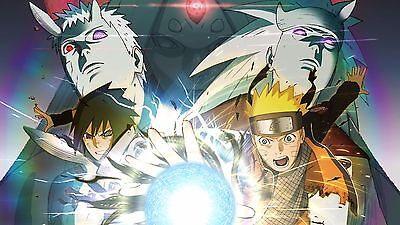 NARUTO SHIPPUDEN POSTER - 2 Sizes Available [12] Nickelodeon Teen Kids