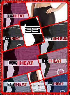 OFF 65% NEW WOMEN Weatherproof 32 Degrees Heat Thermal Leggings,