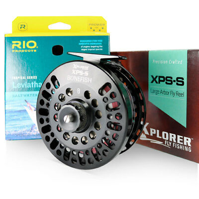 Xplorer T50 9wt Fly Rod and XPSS RIO Leviathan Combo Xplorer Fly fishing