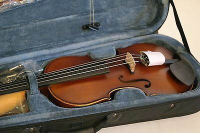 Aileen Acoustic electric violin with EQ 4 strings + FOAMED CASE+BOW+ROSIN VE102B