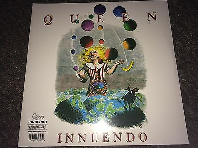 Queen - Innuendo - 2015 LP (Freddie Mercury, Brian May)