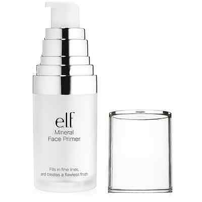 E.L.F. ELF Mineral Infused Face Primer - Clear ! 100% Authentic!