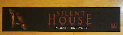 Silent House, Large (5X25) Movie Theater Mylar Banner/Poster