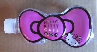 Hello Kitty Cafe Water Bottle - Available Exclusively from Hello Kitty Cafe!