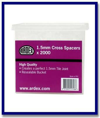 Cross Spacers 1.5mmx2000