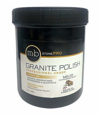 MB-20 - Granite Polishing Cream. Packing 1KG