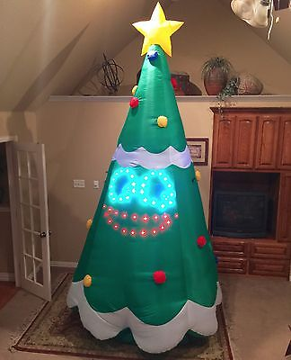 Gemmy Christmas Tree Inflatable Airblown