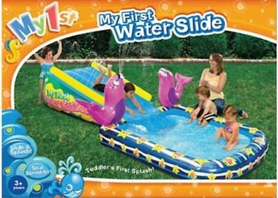 My First Waterslide NEW! from Toy Junction