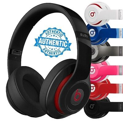 Original OEM Beats by Dr. Dre Studio 2.0 Wireless Bluetooth Headphones Over-Ear