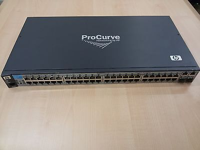 HP ProCurve 2610-48 Switch J9088A managed 48 porte + 2 Gigabit + 2 SFP