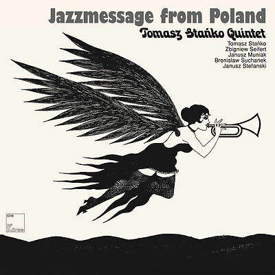 TOMASZ STANKO QUINTET Jazzmessage from Poland AUDIOPHILE Re-Edition CD sealed