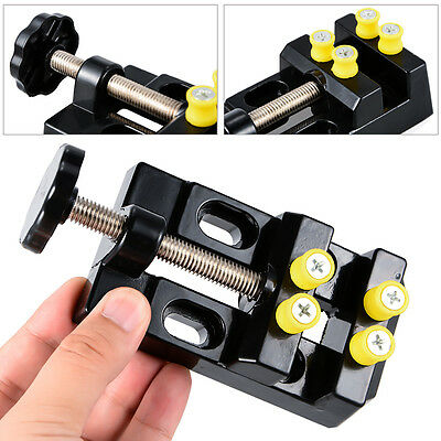 Mini Convenient Table Carving Bench Clamp Micro Carve Clip Hand Tools New