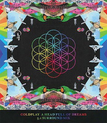 Coldplay A Head Full Of Dreams BluRay Audio 5.1 Surround MIX