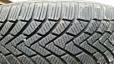 Gomme Termiche Continental 205-55 - R16 - 91T - Gomme Invernali M+S