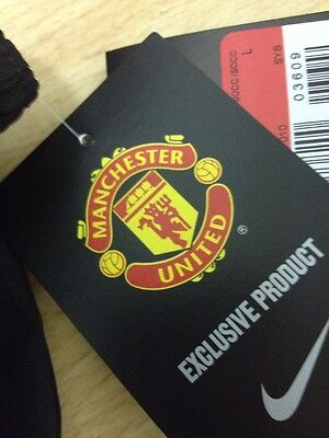 Manchester United 2014-2015 away shorts kids L Brand new in bag