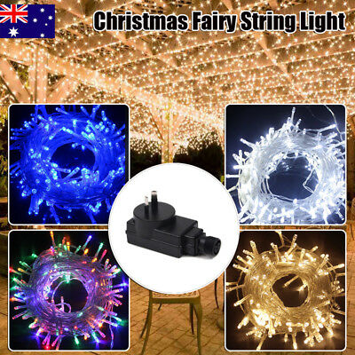 100/200/400/500 LED Bulbs Christmas Fairy Party LED String Lights Waterproof HOT