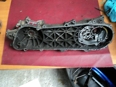 PEUGEOT SPEEDFIGHT 1 & 2 100cc LEFT HAND ENGINE CASING *BREAKING WHOLE SCOOTER*