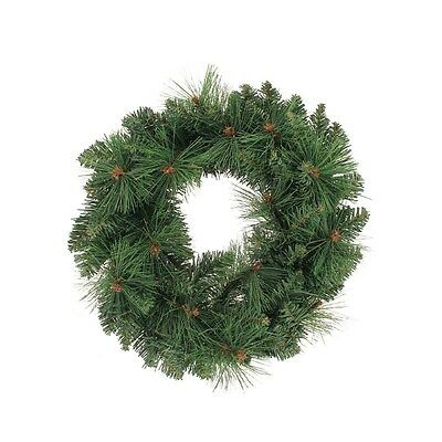 Spruce wreath 40cm plain can be decorated