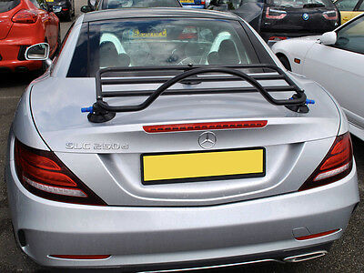 Mercedes SLC Boot | Trunk | Luggage Rack ; No Clamps No Brackets No Damage