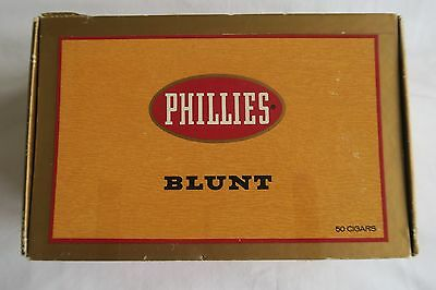 Phillies Blunt Cigar Box Collectable