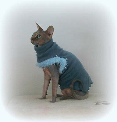 adult Comfy cat top for a Sphynx cat clothes for Sfinks Katze, cat clothes new