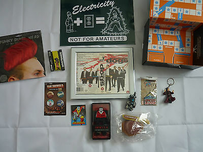 Loot crate Mixed box Reservoir dogs Framed team fortress tribble dracula Bundle