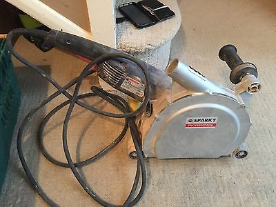 Sparky Wall Chaser Professional  110v