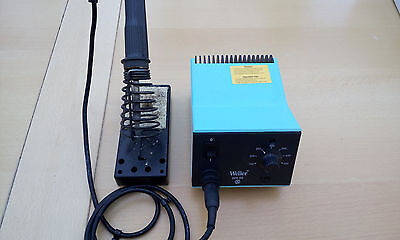 Weller PU 50 Power Unit, plus soldering iron and stand
