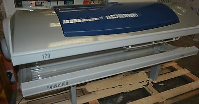 Sunbed Collatan 28 Brand New Collatan Tubes Fitted Combined Tanning + Collagen