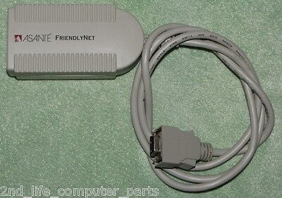 Asante FN10TA 10-BaseT Friendlynet Media Adapter