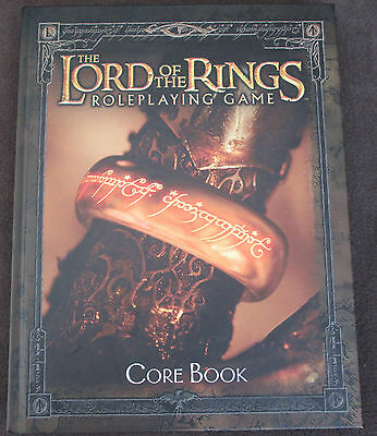 The Lord Of The Rings Roleplaying Game Core Book